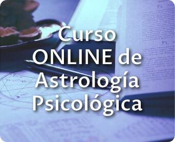 Curso Online de Astrología Psicológica